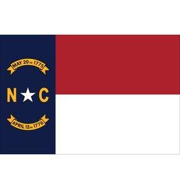 North Carolina Nylon Flag