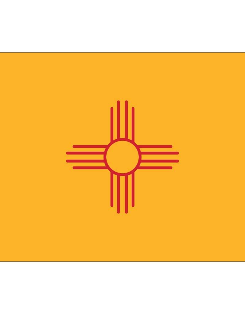New Mexico Nylon Flag