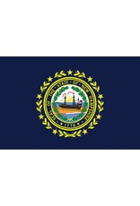New Hampshire Nylon Flag