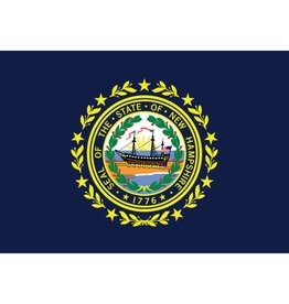 New Hampshire Nylon Flag