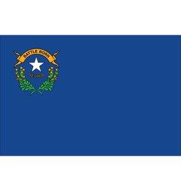 Nevada Nylon Flag