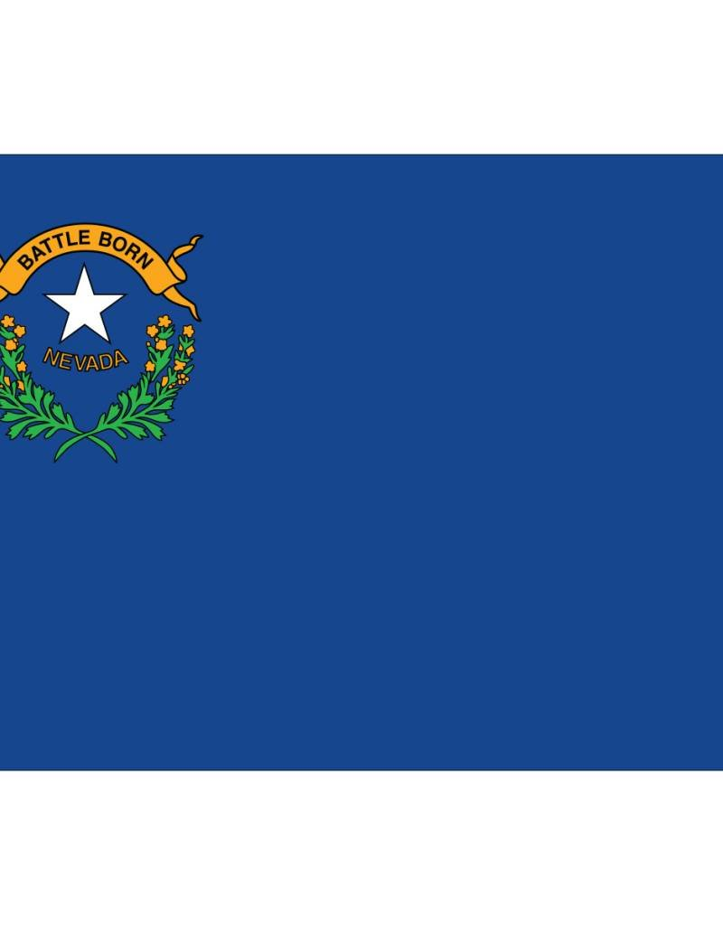 Nevada Nylon Flag
