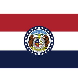 Missouri Nylon Flag