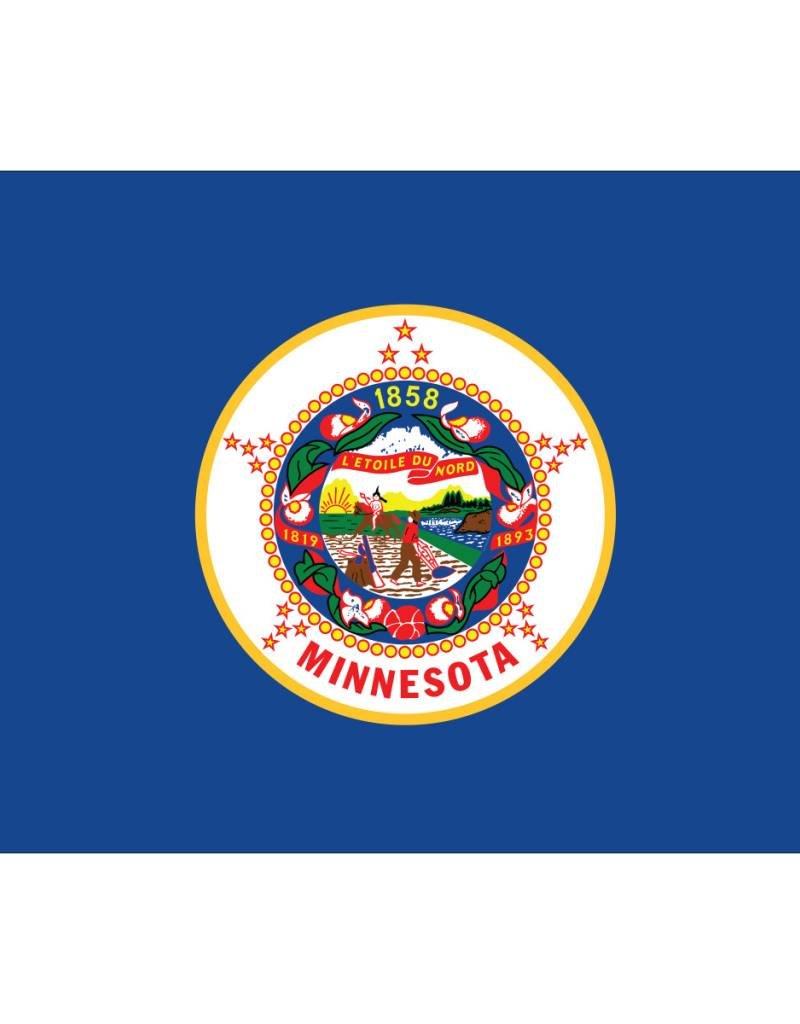 Minnesota Nylon Flag