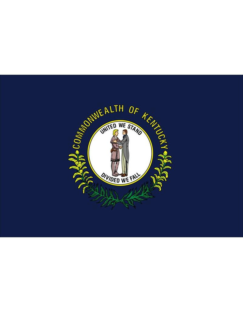 Kentucky Nylon Flag