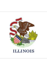 Illinois Nylon Flag