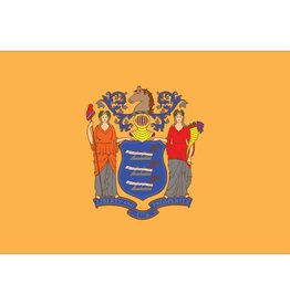 New Jersey Nylon Flag