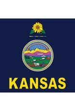 Kansas Nylon Flag