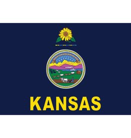 Kansas Nylon Flag