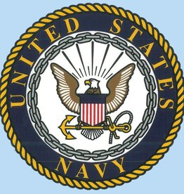 Navy Decal