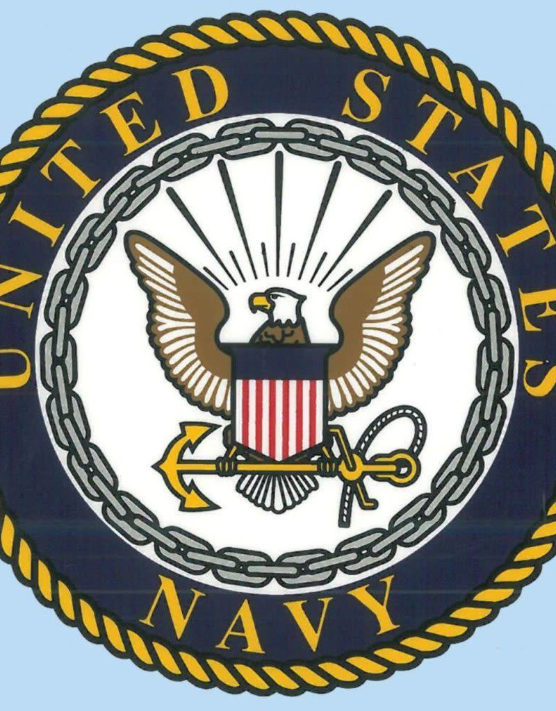 United States Navy Decal
