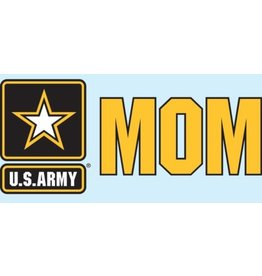 Army Mom Decal