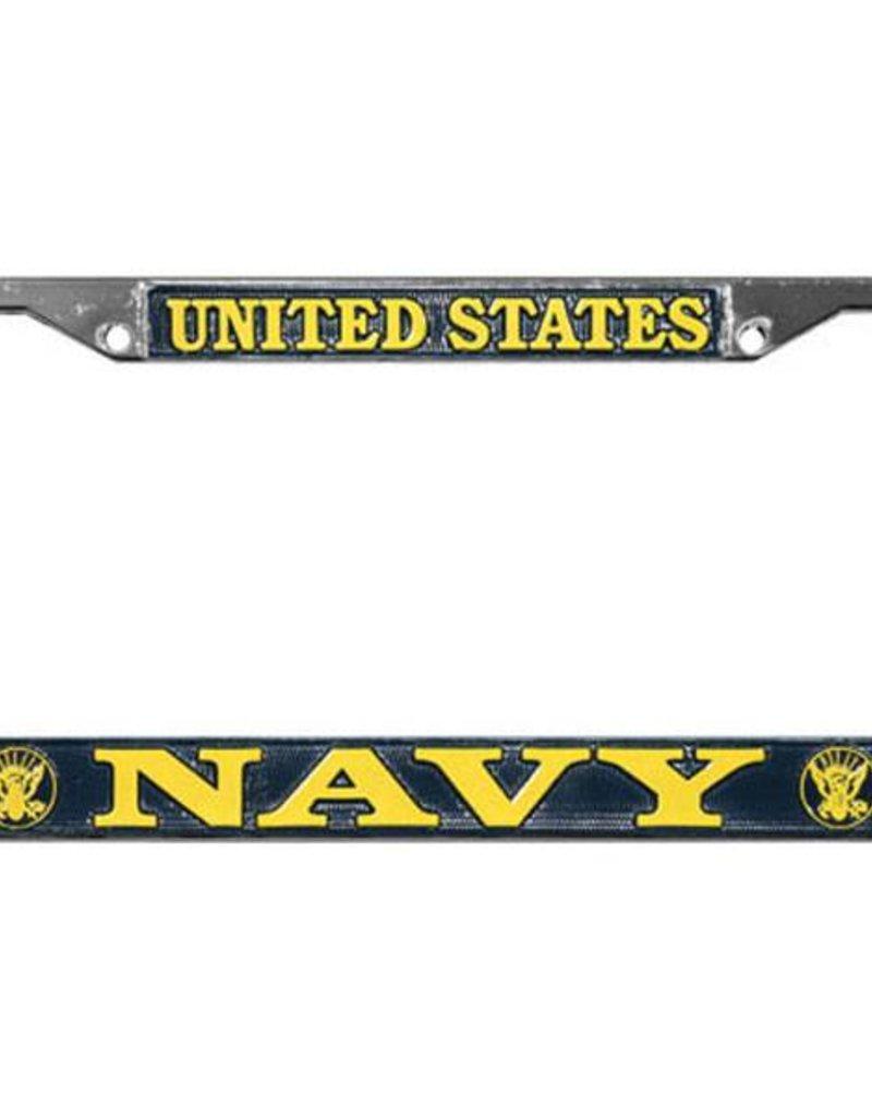 U.S. Navy License Plate Frame
