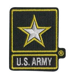 """Army Star 2X3"""" Patch"""