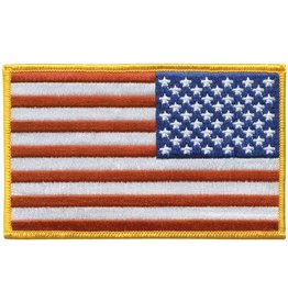 USA Right Hand Flag Patch
