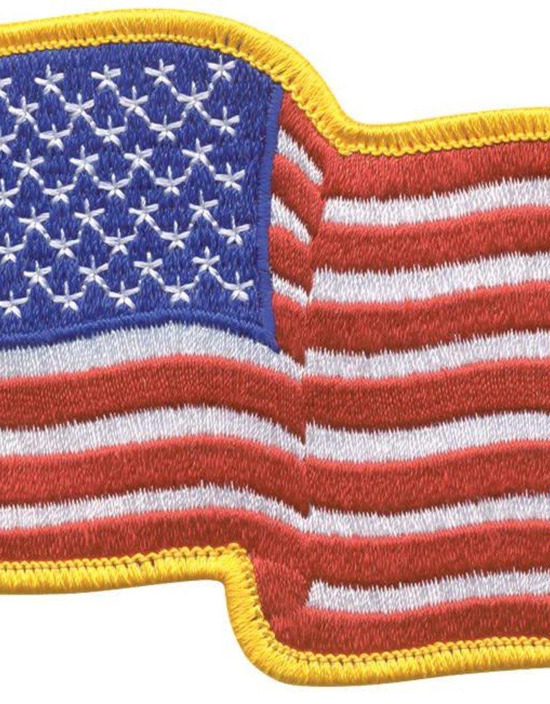 USA Waving Patch