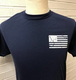 Distressed Flag T-shirt