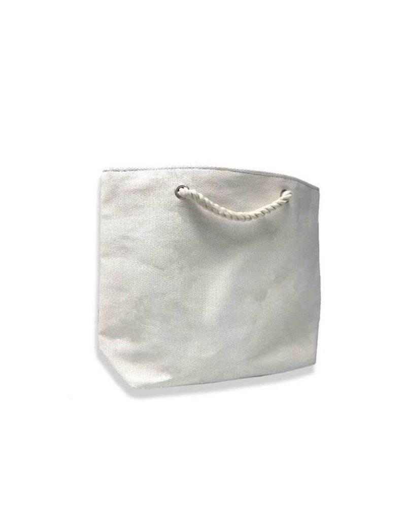 Thin Red Line Beach Bag
