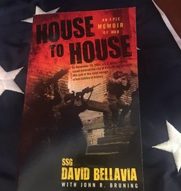 House to House, An Epic Memoir of War by SSG David Bellavia