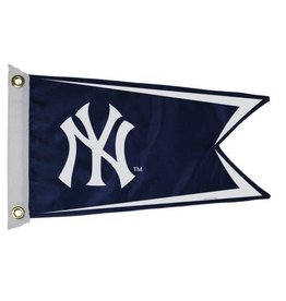 "NY Yankees 12x18"" Pennant Flag"