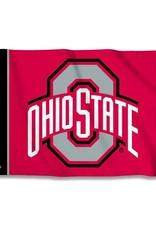 Ohio State Buckeyes 3x5' Flag