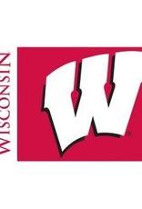 Wisconsin Badgers 3x5' Flag