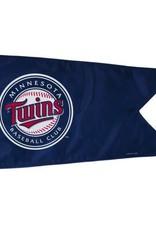 "Minnesota Twins 12x18"" Pennant Flag"