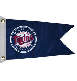 "Minnesota Twins 12x18"" Pennant Flag"