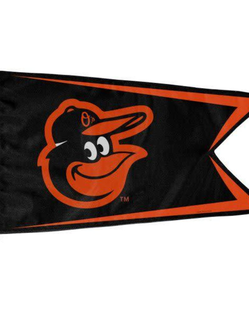"Baltimore Orioles 12x18"" Pennant Flag"
