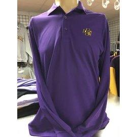 Core 365 Uniform Polo Long Sleeve