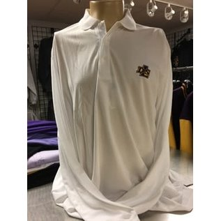 Core 365 Uniform Polos Long Sleeve