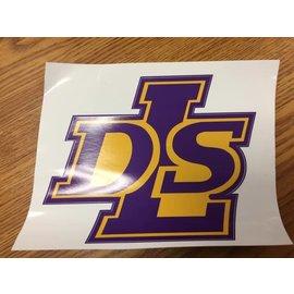 Car Decals DLS Logo