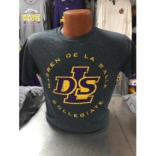 Gildan T-Shirt Youth Short Sleeve Warren De La Salle
