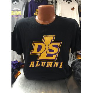 Next Level T - Shirt  Alumni Tri Blend DLS Logo
