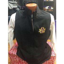 Adidas Women's Textured Full Zip Vest