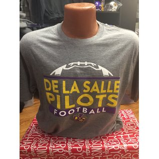 Port and Company T-shirt Short Sleeve  2019 DLS Football