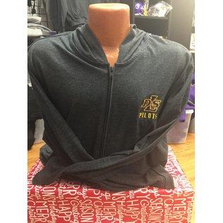 Next Level Sweatshirt - Men's Full Zip