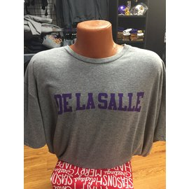 Next Level T - Shirt Men's Tri-Blend De La Salle
