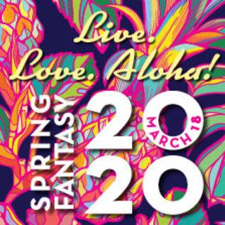2020 Spring Fantasy  Dinner & Fashion Show Tickets
