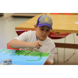 2021 Summer Camp: Art (June 21-24, 2021)