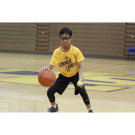 2021 Summer Camp: Basketball (July 12-15, 2021)