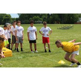 2020 Summer Camp: Football (June 15 - 17, 2020)