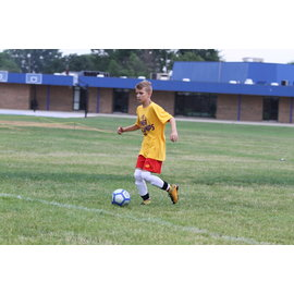2020 Summer Camp: Soccer (July 20-23, 2020)