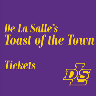 DLS Toast of the Town Tickets