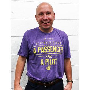 Gildan T-Shirt A Passenger or Pilot