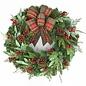 CBA Craft Show Wreath Choices