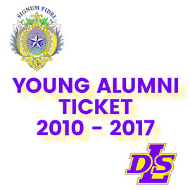 2021 Christian Brothers'  Dinner Alumni Classes of 2010-2017 Ticket