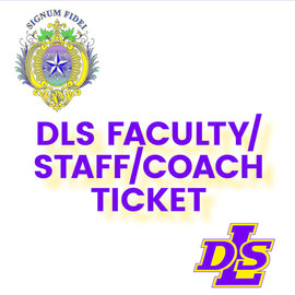 2021 Christian Brothers'  Dinner Current Faculty, Staff or Coach Ticket