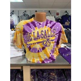 Gildan De La Salle Tie Dye T-shirts
