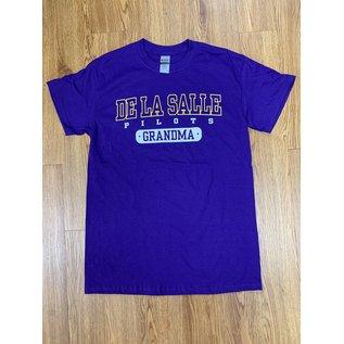 Gildan De La Salle Grandma T-shirt